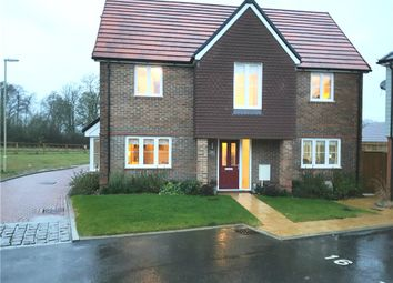 3 bed link-detached house for sale in White Clover Drive, Basingstoke, Hampshire RG23