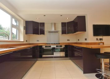 Thumbnail 4 bed detached house to rent in Vale Court, Weybridge