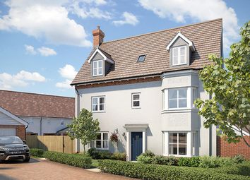 "Thumbnail 4 bed property for sale in ""The Westhorpe"" at Factory Hill, Tiptree, Colchester"