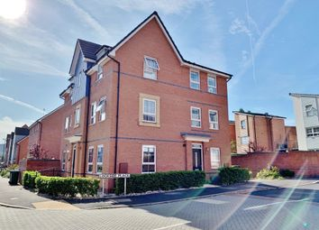 Thumbnail 4 bed end terrace house to rent in Lockside Place, City Wharf, Coventry