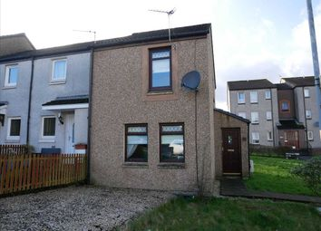 Thumbnail 2 bedroom end terrace house for sale in Whitelees Road, Cumbernauld, Glasgow