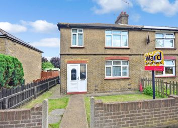 Thumbnail 3 bed semi-detached house to rent in Moore Road, Swanscombe