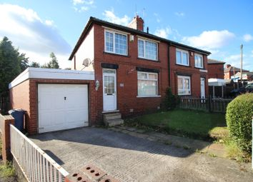 Thumbnail 3 bed semi-detached house for sale in Wellington Crescent, Worsbrough, Barnsley, South Yorkshire