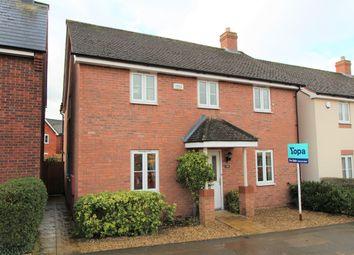 Thumbnail 4 bed detached house for sale in Mill Lane, Brockworth, Gloucester