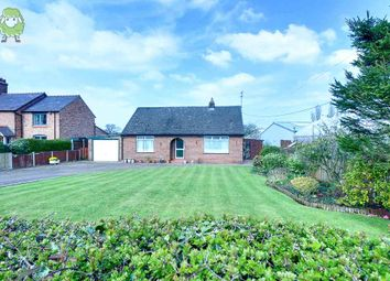 Thumbnail 2 bed detached bungalow for sale in Hoofield Road, Clotton Hoofield, Huxley, Chester