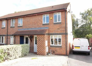 Thumbnail 2 bedroom semi-detached house for sale in Meadgate, Emersons Green, Bristol
