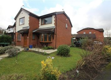 Thumbnail 4 bed property for sale in Hunts Field, Chorley