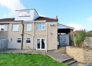 Thumbnail 4 bed semi-detached house for sale in Welwyn Drive, Baildon, Shipley