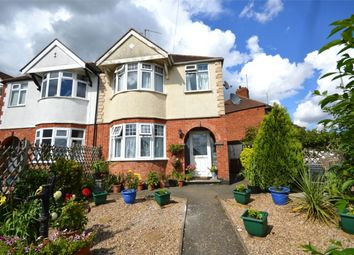 Thumbnail 3 bedroom semi-detached house for sale in Thornton Road, Kingsthorpe, Northampton