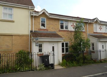 Thumbnail 3 bed terraced house to rent in Fosse Way, Yeovil