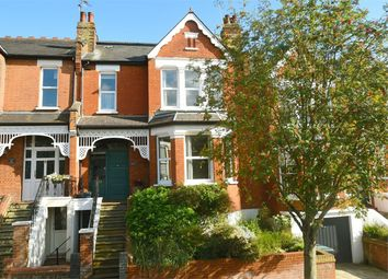 Thumbnail 5 bedroom terraced house for sale in Dukes Avenue, Muswell Hill, London