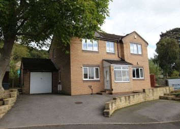 Thumbnail 4 bed detached house for sale in The Close, Matlock