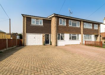Thumbnail 5 bed semi-detached house for sale in Fletcher Road, Whitstable