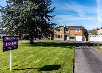 Thumbnail 5 bed detached house for sale in Malting Lane, Spalding