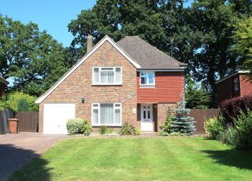 Thumbnail 4 bed detached house for sale in Redcroft Walk, Cranleigh