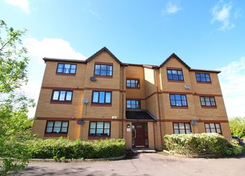 Thumbnail 1 bed flat to rent in Wimborne Crescent, Westcroft, Milton Keynes