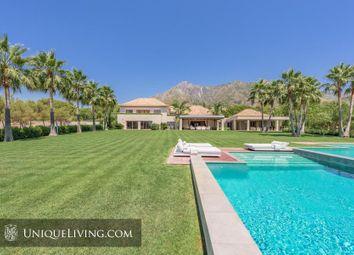 Thumbnail 9 bed villa for sale in Sierra Blanca, Marbella, Costa Del Sol