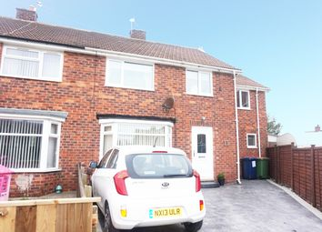 Thumbnail 4 bed semi-detached house for sale in Pennyman Walk, Marske-By-The-Sea, Redcar