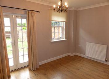 Thumbnail 3 bedroom town house to rent in Woodbridge Road, Ipswich