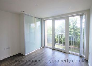 Thumbnail 2 bed flat to rent in Hawfinch House, Moorhen Drive, Hendon