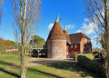 Thumbnail 8 bed detached house for sale in Brick Kiln Lane, Horsmonden, Kent