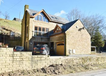 Thumbnail 4 bed detached house for sale in Bacup Road, Todmorden