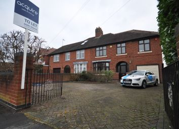 Thumbnail 4 bed semi-detached house to rent in Park Lane, Tutbury, Burton-On-Trent