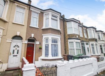 Thumbnail 3 bed terraced house to rent in Waterloo Road, Leyton, London