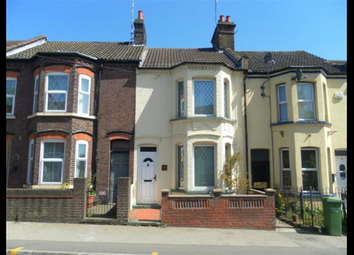 Thumbnail 4 bed end terrace house to rent in Old Bedford Road, Luton