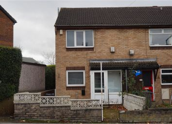Thumbnail 2 bed semi-detached house for sale in Redbrook Road, Barnsley