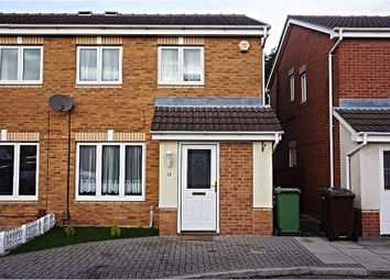 Thumbnail 3 bed semi-detached house to rent in Utgard Way, Grimsby