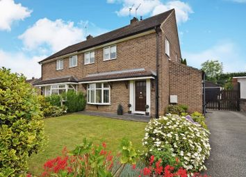 Thumbnail 3 bed semi-detached house for sale in Sandal Hall Close, Sandal, Wakefield