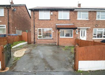 Thumbnail 3 bed terraced house for sale in Fairhurst Drive, Worsley, Manchester