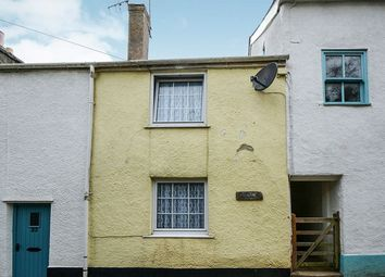 Thumbnail 1 bedroom terraced house for sale in Woodway Street, Chudleigh, Newton Abbot