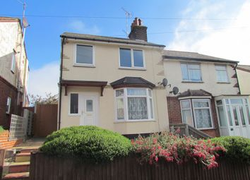 Thumbnail 2 bed semi-detached house to rent in Edward Street, Harwich