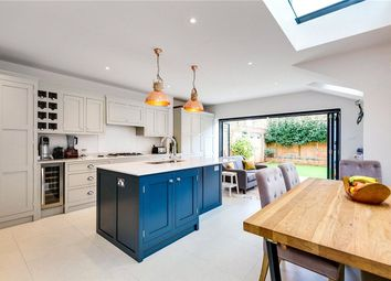 Thumbnail 5 bed terraced house to rent in Rainville Road, London