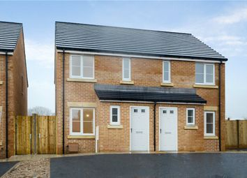 Thumbnail 2 bed semi-detached house for sale in Halter Way, Andover, Hampshire