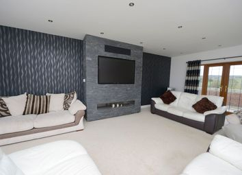Thumbnail 4 bedroom detached house for sale in Langer Lane, Chesterfield