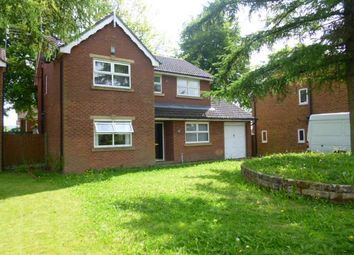Thumbnail 4 bed detached house to rent in Kemp Avenue, Sudden, Rochdale