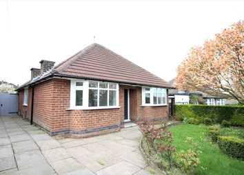 Thumbnail 2 bed detached bungalow for sale in Mill Road, Newthorpe, Nottingham