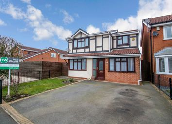 Flint Close, Atherstone CV9. 4 bed detached house for sale