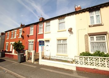 Thumbnail 4 bedroom terraced house to rent in Cunliffe Road, Blackpool
