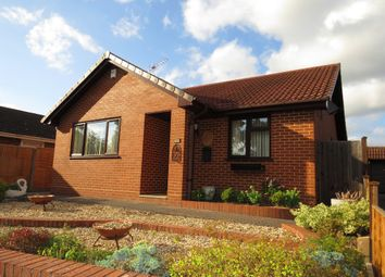 Thumbnail 3 bed detached bungalow for sale in Burn Close, Verwood