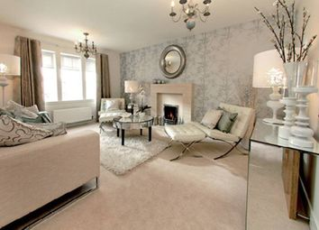 "Thumbnail 4 bedroom detached house for sale in ""The Colville"" at Eaglesham Road, East Kilbride, Glasgow"