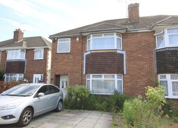 Thumbnail 3 bed semi-detached house for sale in Crest Gardens, South Ruislip