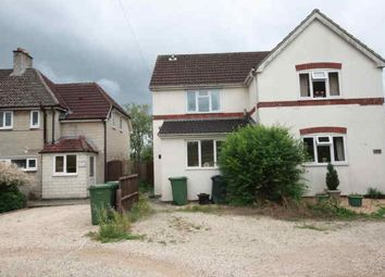 Thumbnail 2 bed semi-detached house to rent in Corsham Road, Lacock, Chippenham