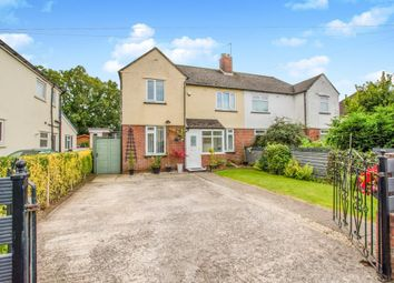 Thumbnail 3 bed semi-detached house for sale in Heol Penlan, Whitchurch, Cardiff