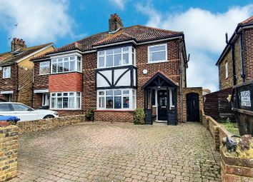 Thumbnail 3 bed semi-detached house for sale in Wilfred Road, Ramsgate