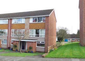 Thumbnail 2 bed flat for sale in Sutton Court, Little Sutton Lane, Four Oaks, Sutton Coldfield