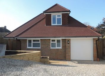 Thumbnail 3 bed detached bungalow for sale in Buxton Drive, Bexhill On Sea, East Sussex